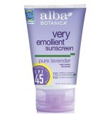Alba Very Emollient Güneş Kremi Lavender Spf45 113Gr