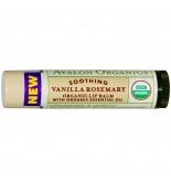 Avalon Organics Vanilla Rosemary Lip 4.2Gr