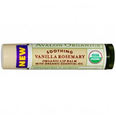 Avalon Organics Vanilla Rosemary Lip 4.2Gr